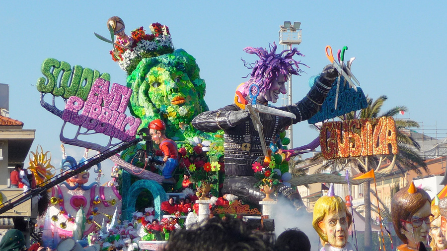 Offerte Hotel Viareggio Carnevale